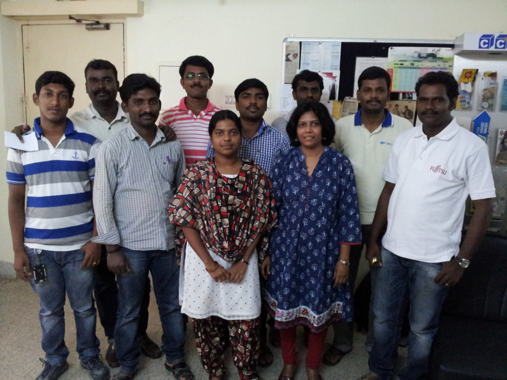 Participants of Square Network Solutions