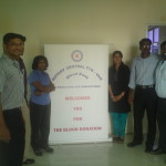 Blood Donation Camp @ ITM, Chennai